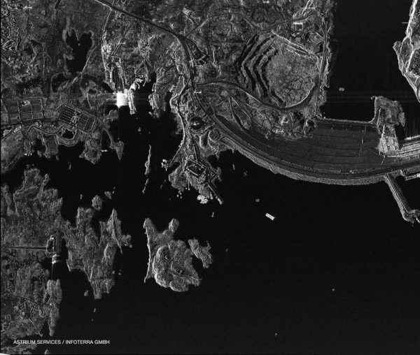 TerraSAR-X and TanDEM-X (0.25m)