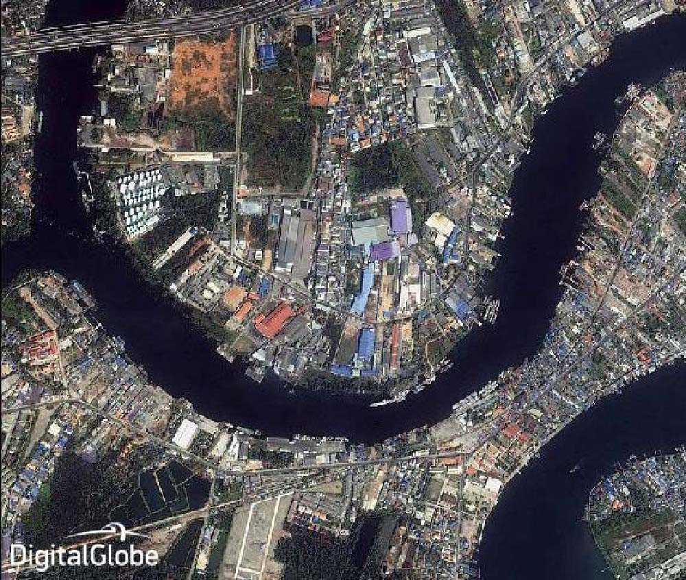 IKONOS - Geospatial Intelligence Pty Ltd